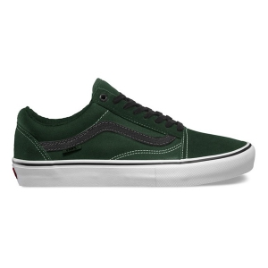 VANS / OLD SKOOL PRO (TREKKING GREEN/BLACK)
