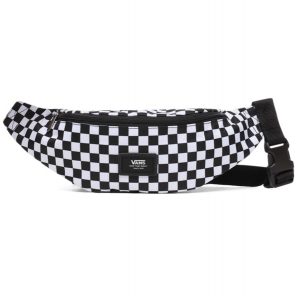 VANS / MINI WARD CROSS BODY PACK (BLACK/WHITE CHECKER)
