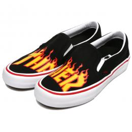 "VANS / SLIP-ON PRO (""THRASHER""BLACK)"