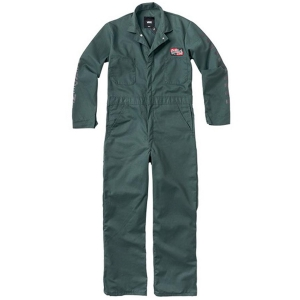 VANS / VANS X INDEPENDENT COVERALLS (DARKEST SPRUCE)