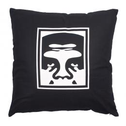 OBEY / EIGHTY NINE PILLOW (BLACK)