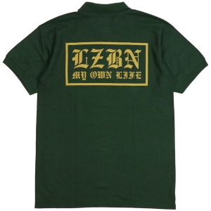 LZBN / OE POLO SHIRT (FOREST GREEN)
