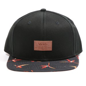 VANS / ALLOVER IT SNAPBACK CAP (TROUBLE IN PARADISE)