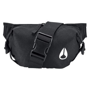 NIXON / TRESTLES HIP PACK BAG (ALL BLACK)