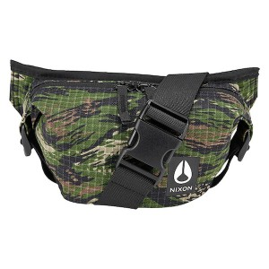 NIXON / TRESTLES HIP PACK BAG (TIGER CAMO)