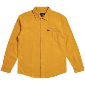 BRIXTON / CHARTER OXFORD L/S WOVEN (MAIZE)