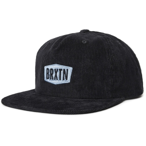 BRIXTON / MALT MP SNAPBACK CAP (BLACK)