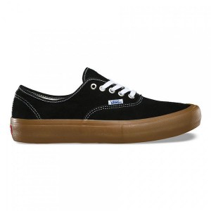 VANS / AUTHENTIC PRO (BLACK/LIGHT GUM)