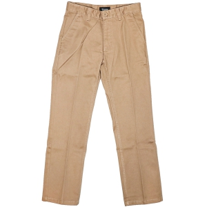 BRIXTON / FLEET RIGID CHINO PANT (KHAKI)