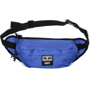 OBEY / TAKEOVER SLING BAG (BLUE)