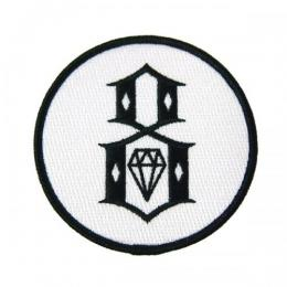 REBEL8 / CIRCLE 8  PATCH