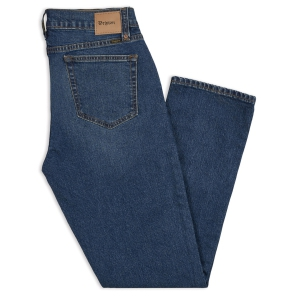 BRIXTON / RESERVE 5-POCKET DENIM PANT (WORN INDIGO)