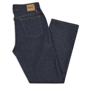 BRIXTON / LABOR 5-POCKET DENIM PANT (RAW INDIGO)