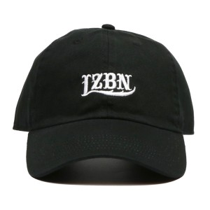 LZBN / EMB LOGO 6-PANEL CAP (BLACK)