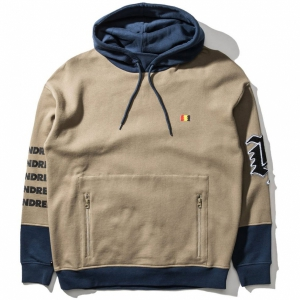 THE HUNDREDS / GLOOM PULLOVER HOODIE (DUSTY OLIVE)