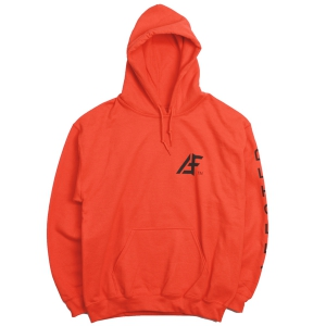AFFECTER / AFF TM HOODIE (ORANGE)