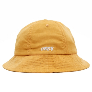 OBEY / TENDERLY BUCKET HAT (GOLDEN PALM)