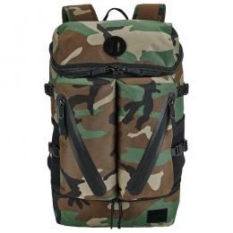 NIXON / SCRIPPS BACKPACK (WOODLAND CAMO)