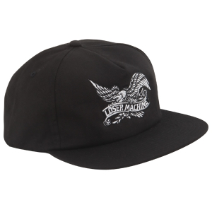 LOSER MACHINE / ELWAY SNAPBACK CAP (BLACK)