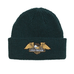 LOSER MACHINE / FRANK BEANIE (GREEN)