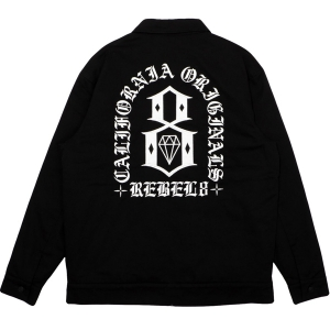 REBEL8 / LEGACY JACKET (BLACK)