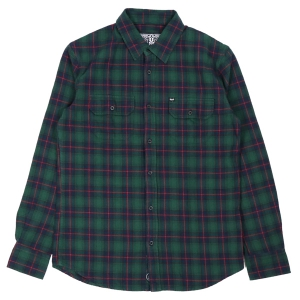 REBEL8 / DISPUTE FLANNEL SHIRT (MULTI)