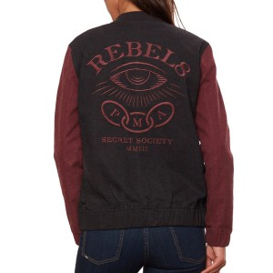 REBEL8 / FORETOLD JACKET (CHARCOAL)