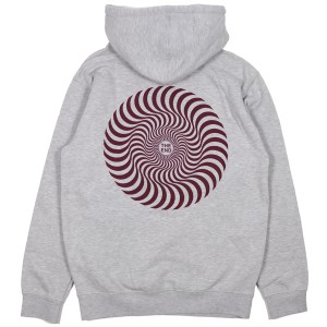 SPIT FIRE / CLASSIC SWIRL PULLOVER HOODIE (ATHLETIC HEATHER)