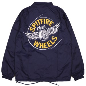 SPIT FIRE / FLYING CLASSIC COACHES JACKET (DEEP NAVY)