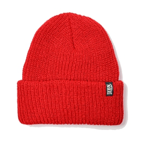 LZBN / STANDARD BEANIE (DARK RED)