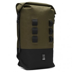 CHROME / URBAN EX ROLLTOP 18L BACKPACK (RANGER/BLACK)
