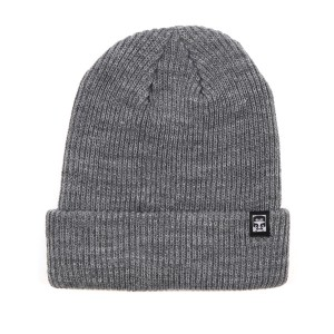 OBEY / RUGER 89 BEANIE (H.GREY)