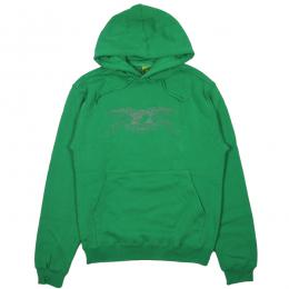 ANTIHERO / BASIC EAGLE PULLOVER HOODIE (KELLY GREEN)