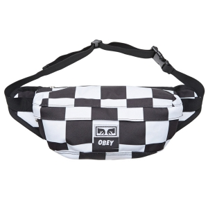 OBEY / DROP OUT SLING PACK (CHECKER)
