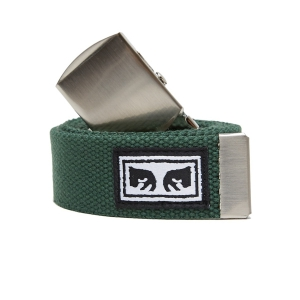 OBEY / BIG BOY WEB BELT (PINE)