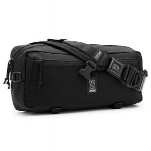 CHROME / KADET SLING BAG (BLACK)