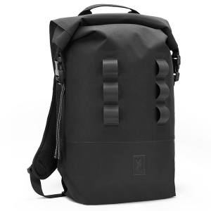 CHROME / URBAN EX 2.0 ROLLTOP 20L BACKPACK (BLACK)