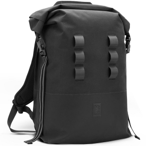 CHROME / URBAN EX 2.0 ROLLTOP 30L BACKPACK (BLACK)