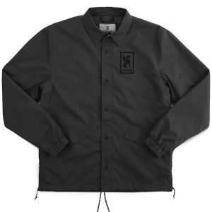CHROME / CANDLESTICK COACHES JKT (BLACK)