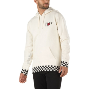 VANS / KYLE WALKER PULLOVER HOODIE (ANTIQUE WHITE)