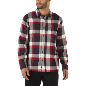 VANS / KYLE WALKER L/S SHIRT (BLACK)