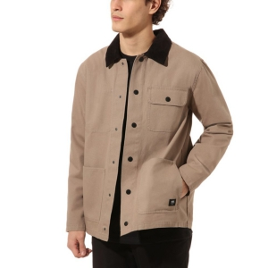 VANS / DRILL CHORE COAT (MILITARY KHAKI)