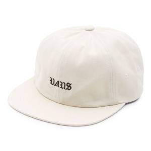 VANS / TROBE JOCKEY CAP (ANTIQUE WHITE)