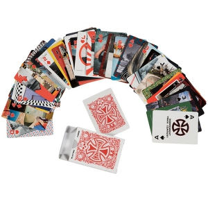 INDEPENDENT / HOLD EM PLAYING CARDS (MULTI)
