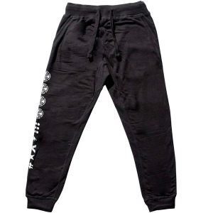 INDEPENDENT / ANTE SWEATPANTS (BLACK)