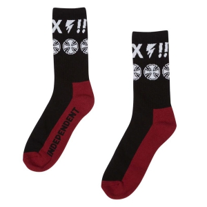 INDEPENDENT / ANTE SOCKS (BLACK)