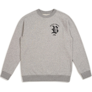 BRIXTON / RAWSON CREW FLEECE (HEATHER GREY)