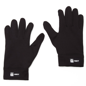 OBEY / BOLD GLOVES (BLACK)