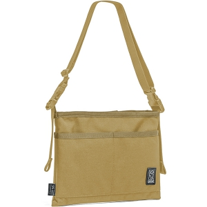 CHROME / MINI SHOULDER BAG (BEIGE)