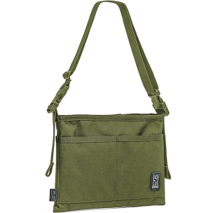 CHROME / MINI SHOULDER BAG (OLIVE)